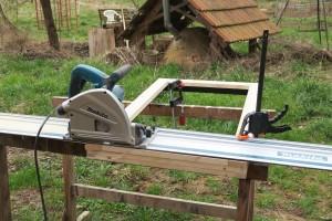 Bauwagen Fenster DIY Anpassen