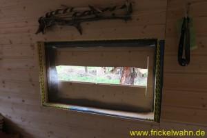 Bauwagen Fenster DIY III