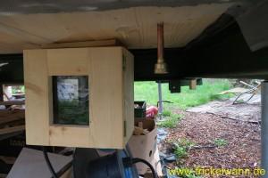 Bauwagen Wasseranschluss III
